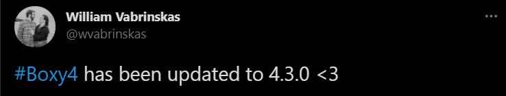 Boxy 4 updated for iOS  14.4, iOS 14, iOS 13